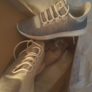 Adidas sneakers, tubular shadow, women's 8